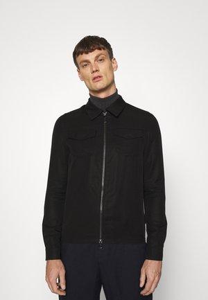 AXEL - Summer jacket - black