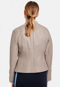 Gerry Weber - Leather jacket - toffee - 1