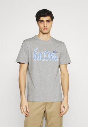 Print T-shirt - muraille chine