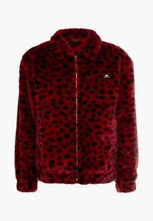 JACKET SWEET - Lehká bunda - red
