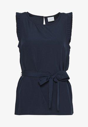 VIALINNIA - Bluser - navy blazer