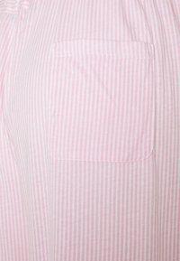Lauren Ralph Lauren - SEPARATE LONG PANTS - Pyjama bottoms - pink/white - 2