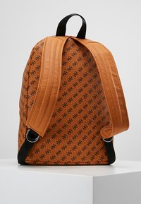 Guess - CITY LOGO BACKPACK - Rucksack - orange - 2