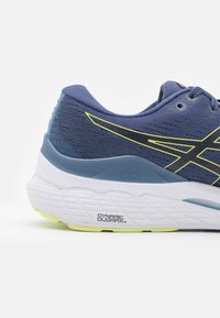 ASICS - GEL KAYANO 28 - Stabilty running shoes - thunder blue/glow yellow - 5