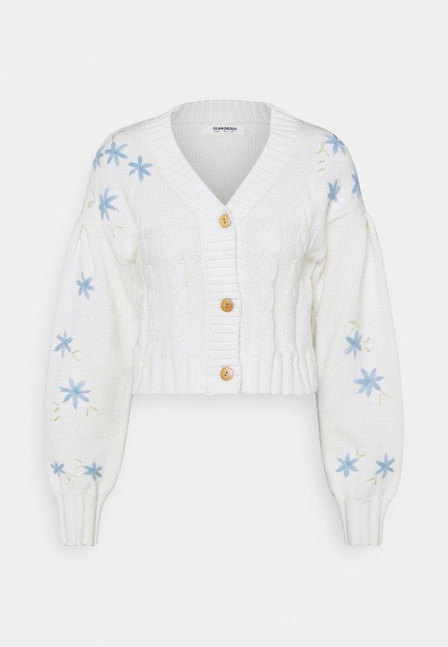Vest - cream