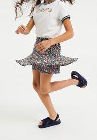 WE Fashion - SKORT - A-line skirt - multi-coloured - 2