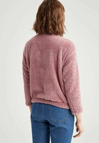DeFacto - Fleece jumper - bordeaux - 2