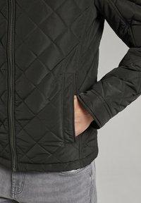 TOM TAILOR - Light jacket - black - 4