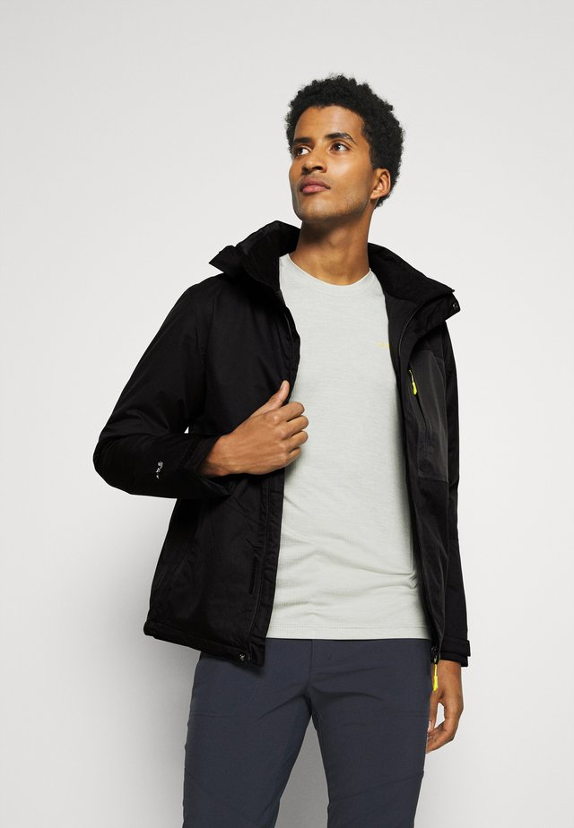 BAKER - Outdoor jacket - black