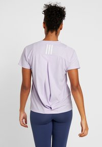 adidas Performance - TEE - T-shirt basic - purple - 2