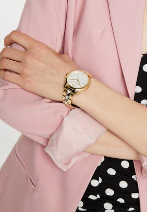 RUNWAY - Reloj - gold-coloured