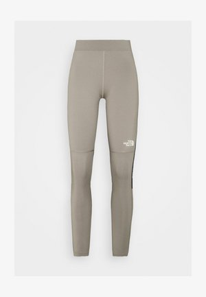 TIGHT - Leggings - Trousers - mineral grey