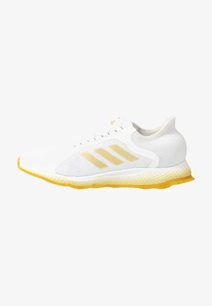 FOCUS BREATHEIN  - Sports shoes - footwear white/gold metallic