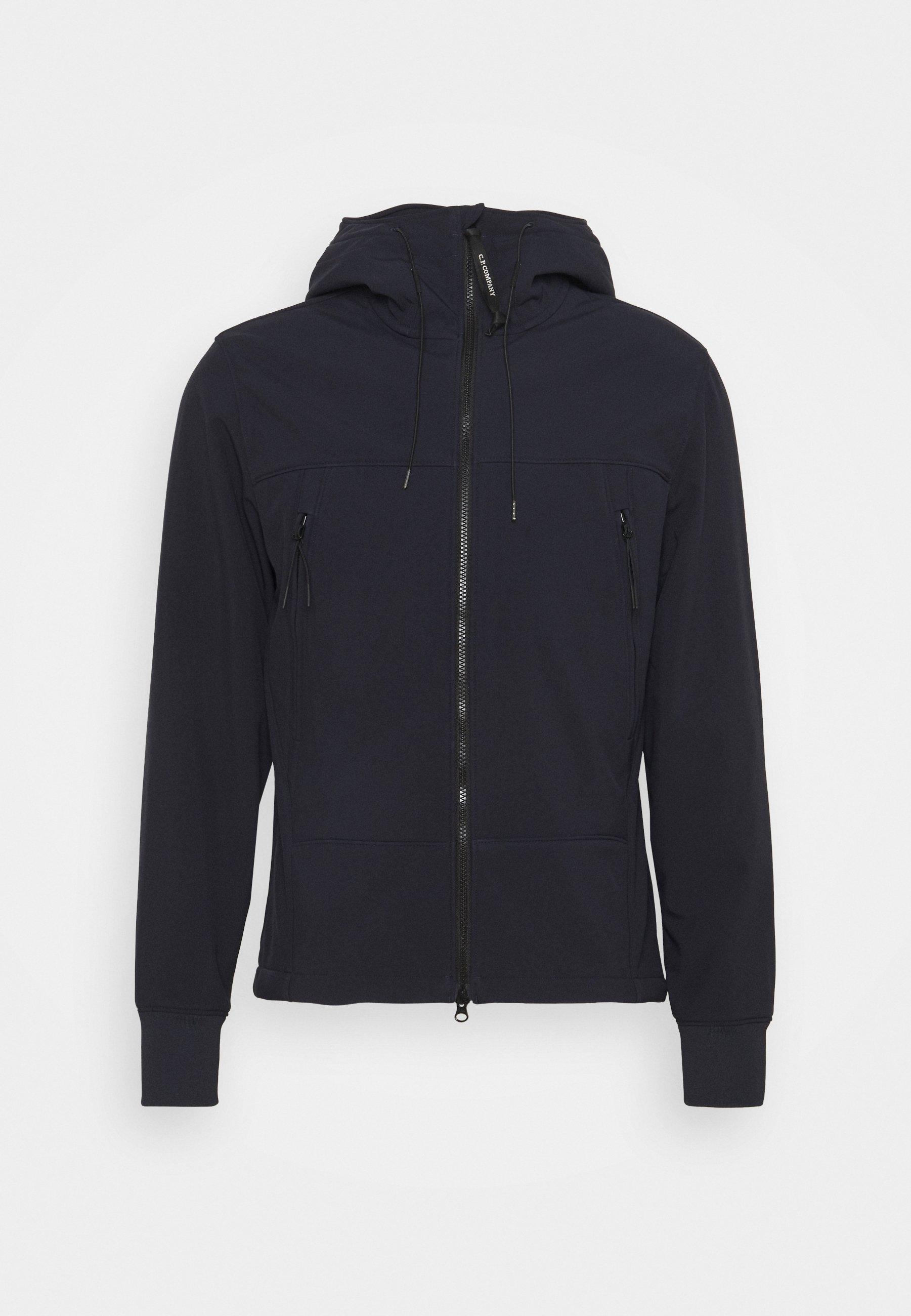 Men SHELL GOGGLE JACKET - Summer jacket