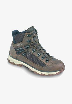 UTAH LADY GTX - Mountain shoes - kastanie