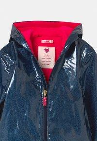 Billieblush - RAIN COAT - Regnjakke / vandafvisende jakker - navy - 2