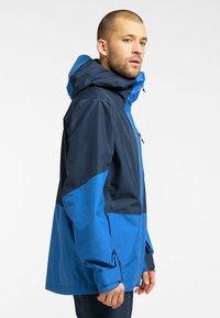 Haglöfs - LUMI JACKET - Ski jacket - tarn blue/storm blue - 2