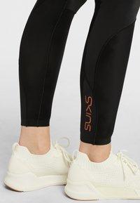 Skins - S5 SKYSCRAPER  - Leggings - black - 4