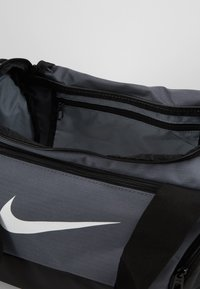 Nike Performance - Sports bag - flint grey/black/white - 4