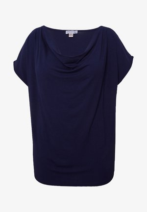 T-shirts med print - evening blue