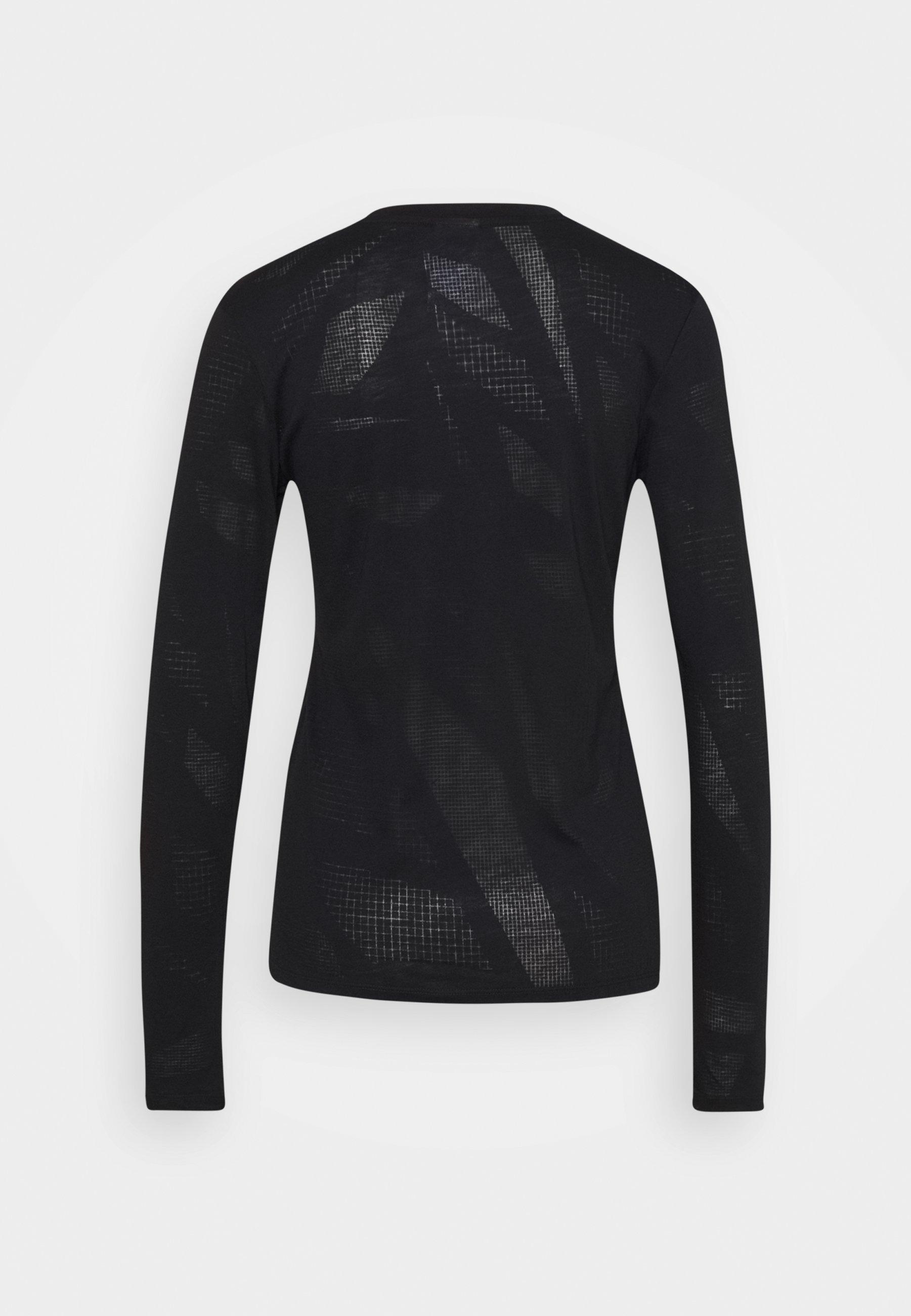 Donna BURNOUT - Maglietta a manica lunga