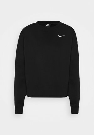 CREW TREND PLUS - Sweatshirt - black