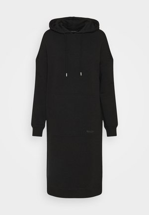 DRESS HOOD - Robe d'été - black