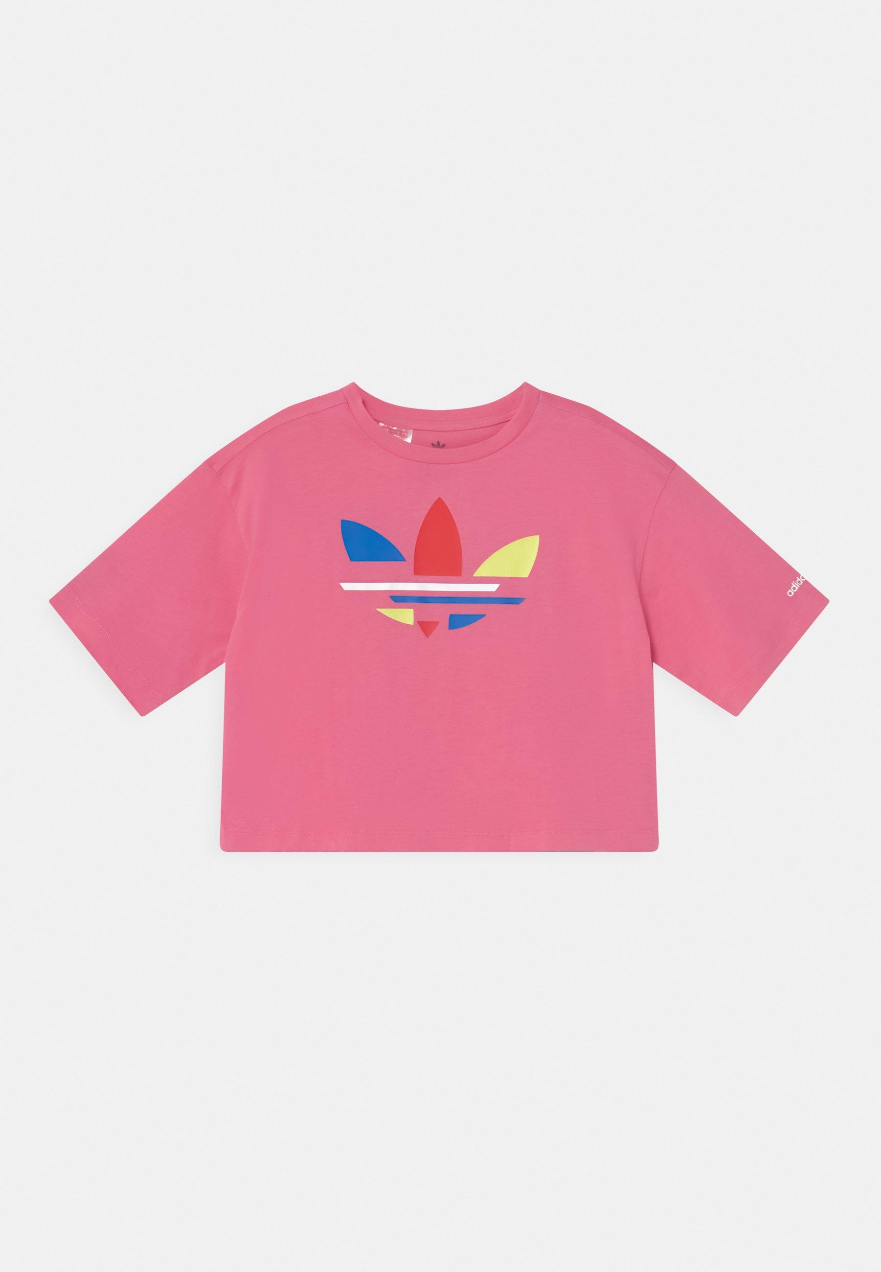 Kids CROPPED TEE - Print T-shirt