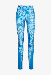 ONLY PLAY Tall - ONPANGILIA LIFE TRAINING TIGHT - Leggings - imperial blue/white - 1