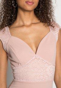 WAL G. - EMMA LACE  DRESS - Ballkjole - blush pink - 4