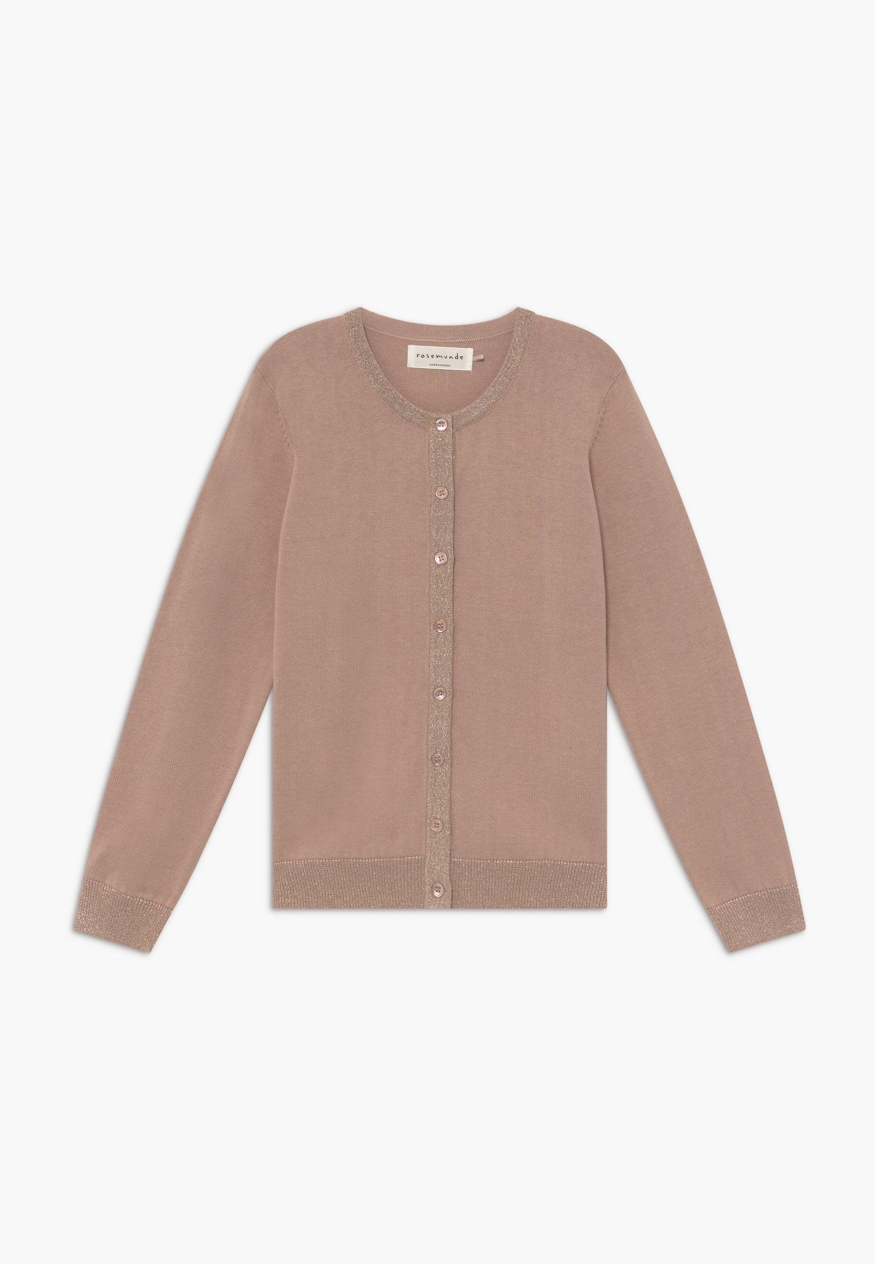 Große Förderung Rosemunde Strickjacke - vintage powder | Damenbekleidung 2020