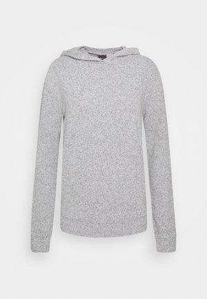 ALICIA - Hoodie - grey melange