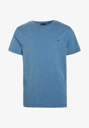 BOYS BASIC  - Basic T-shirt - dark allure heather