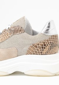 Steven New York - KATRIE - Trainers - silver - 2