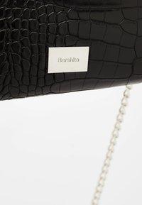 Bershka - Across body bag - black - 5