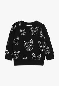 Tobias & The Bear - BABY JUST CALL ME FOX MULTI  - Sweatshirt - black - 0