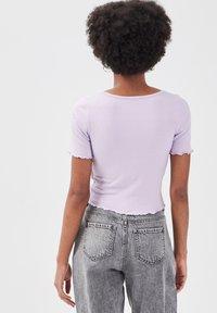 Cache Cache - T-shirt print - mauve - 2