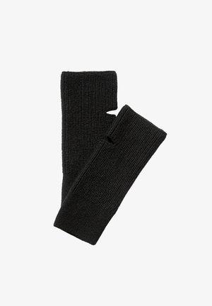 HANDGELENKWÄRMER  - Handschoenen - black