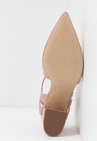 New Look - RAYLA - Escarpins à talons hauts - light pink - 6