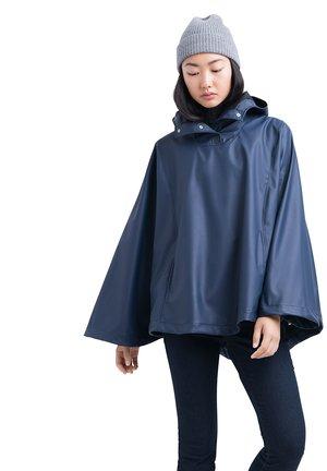FOREST - Waterproof jacket - blue