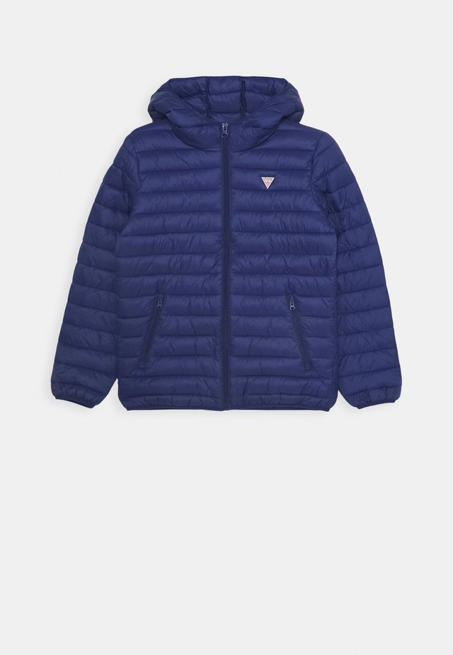 JUNIOR UNISEX PADDED PUFFER - Giacca invernale - blue