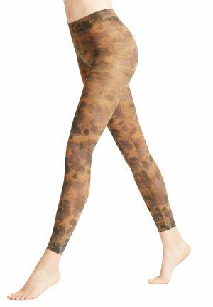 OCEAN COMBER - Leggings - Stockings - camelhair