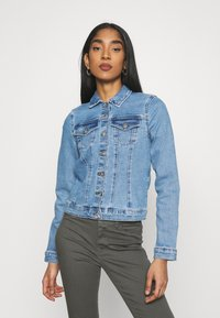 ONLY - ONLERICA JACKET LIFE - Jeansjakke - light medium blue denim - 0