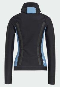 adidas by Stella McCartney - ADIDAS BY STELLA MCCARTNEY BEACHDEFENDER MIDLAYER JAC - Chaqueta de entrenamiento - black - 1