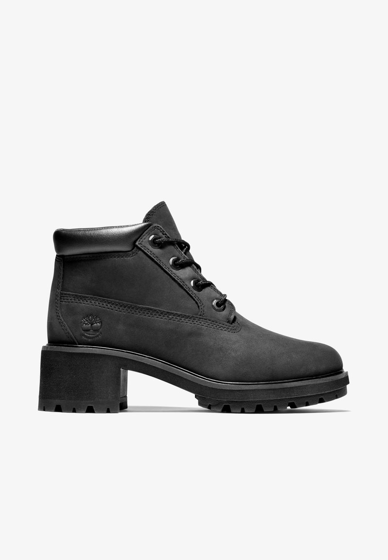 Timberland - KINSLEY WP NELLIE - Lace-up ankle boots - black nubuck