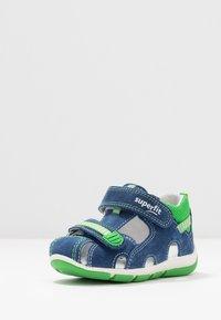 Superfit - FREDDY - Baby shoes - blau - 2