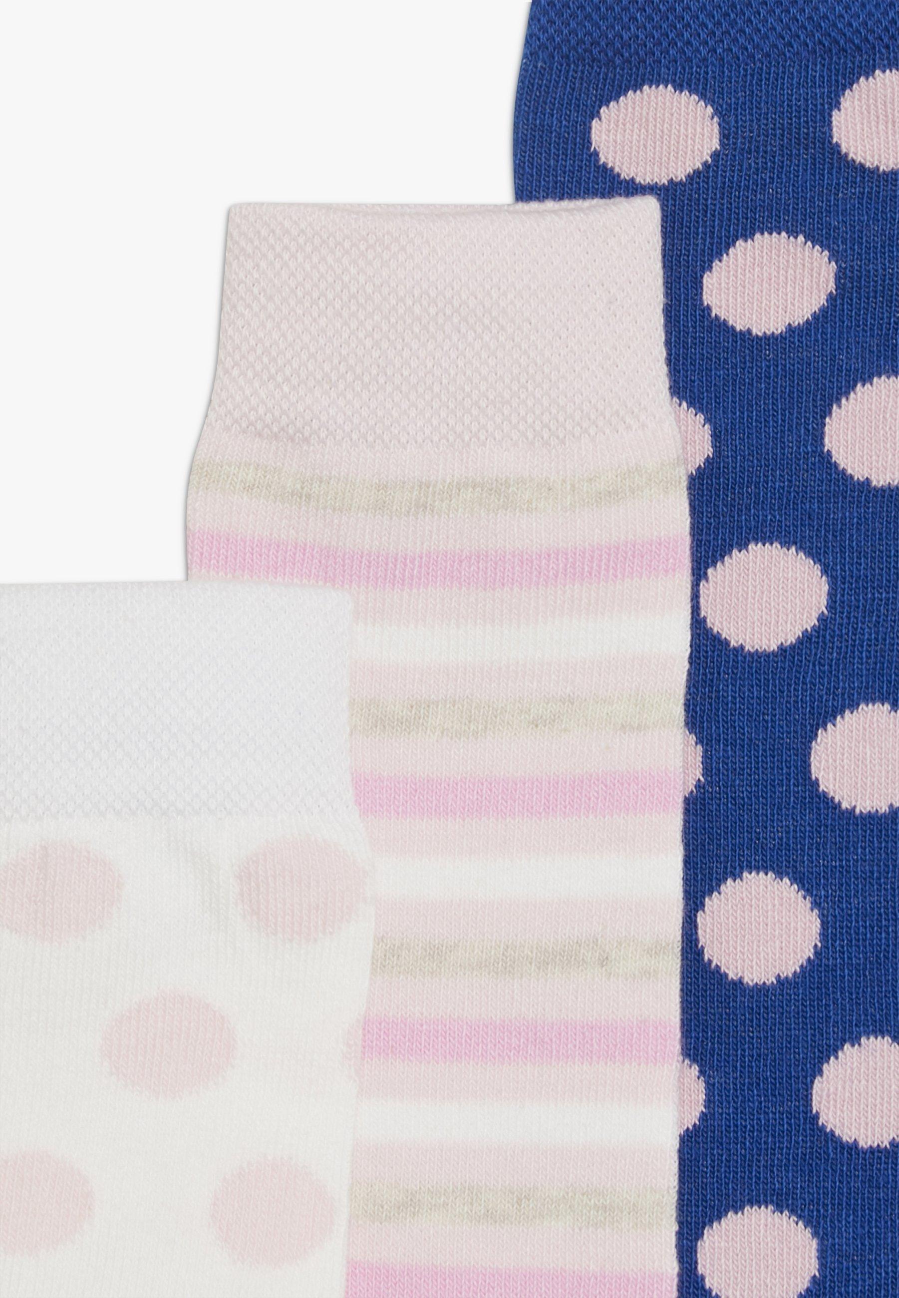 Kids PUNKTE RINGEL 4 PACK  - Knee high socks