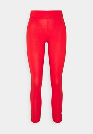 Leggings - Trousers - chile red