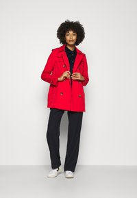 Esprit - Trenchcoat - red - 1
