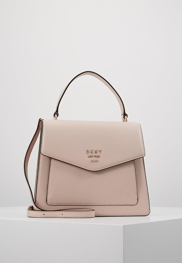 DKNY - WHITNEY SATCHEL  - Kabelka - iconic blush